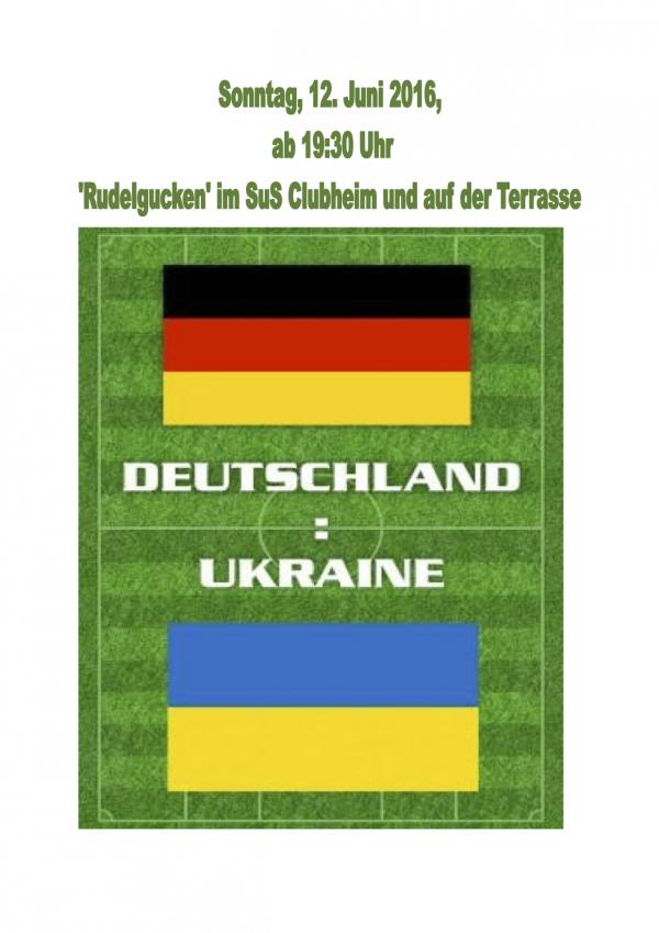 Deutschland - Ukraine