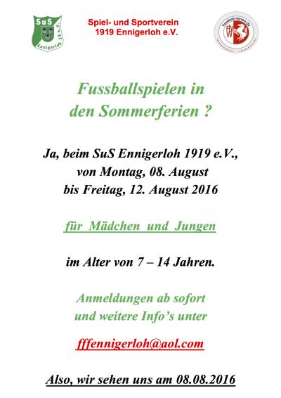 FFF-Ennigerloh-Sommer16