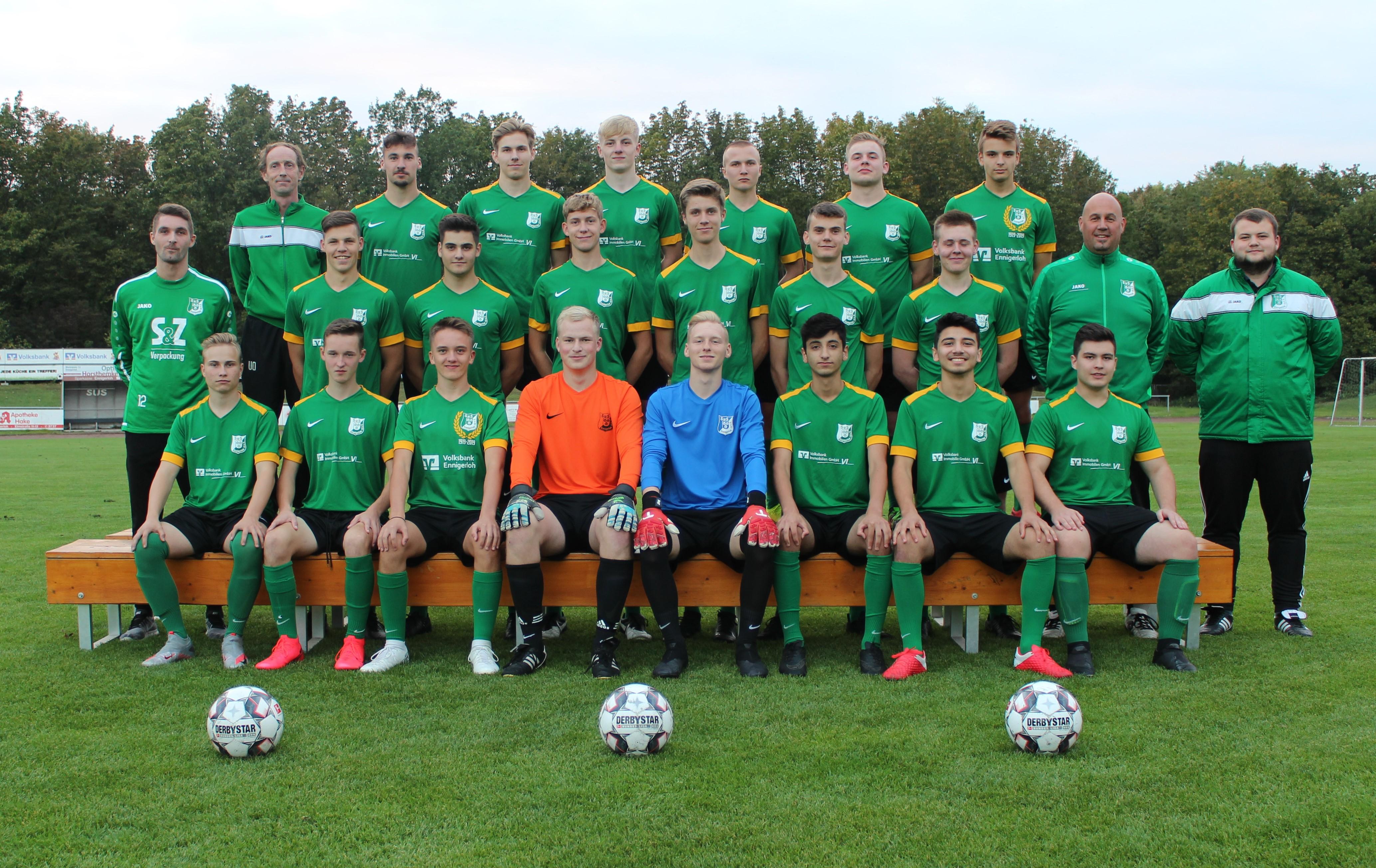 A-Junioren Saison 2020/21