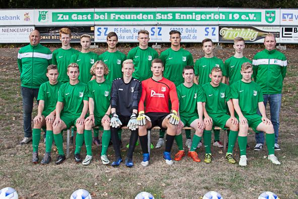 A-Junioren Saison 2018/19