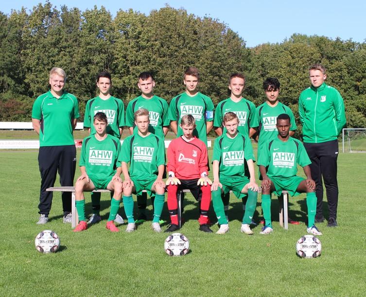 B-Junioren Saison 2020/21