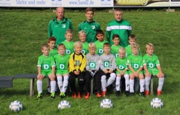 F2-Junioren 2017-2018