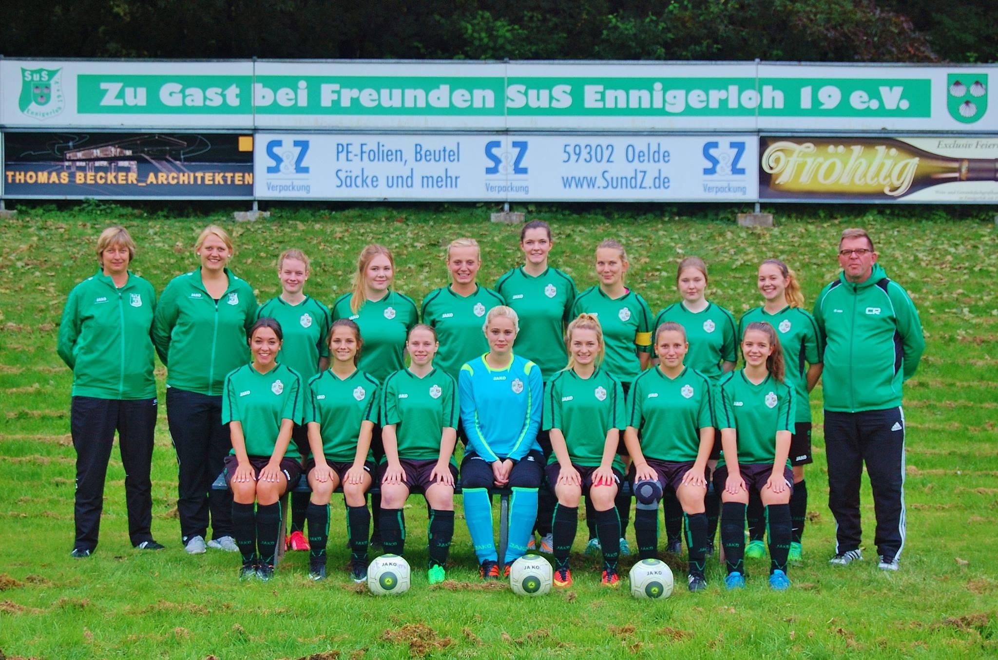 Frauen Saison 2017/18