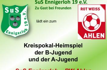 Pokalspiele A-B-RW Ahlen